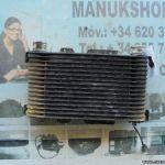 14461VK500 41020 Nissan Pick-up D22 2.5 DI 2002//03-2005 Ladeluftkühler