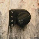 Land Rover Discovery 2 TD5 Mirror Headlight Level Switch YUK100260